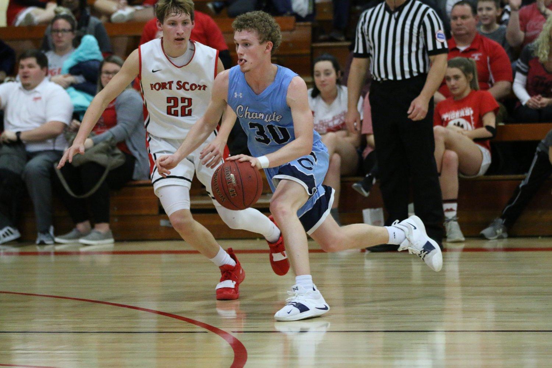 Basketball at Fort Scott