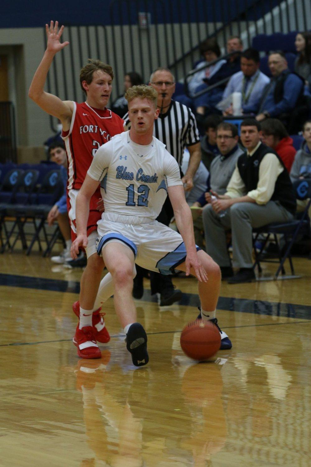 Boys Basketball Fort Scott