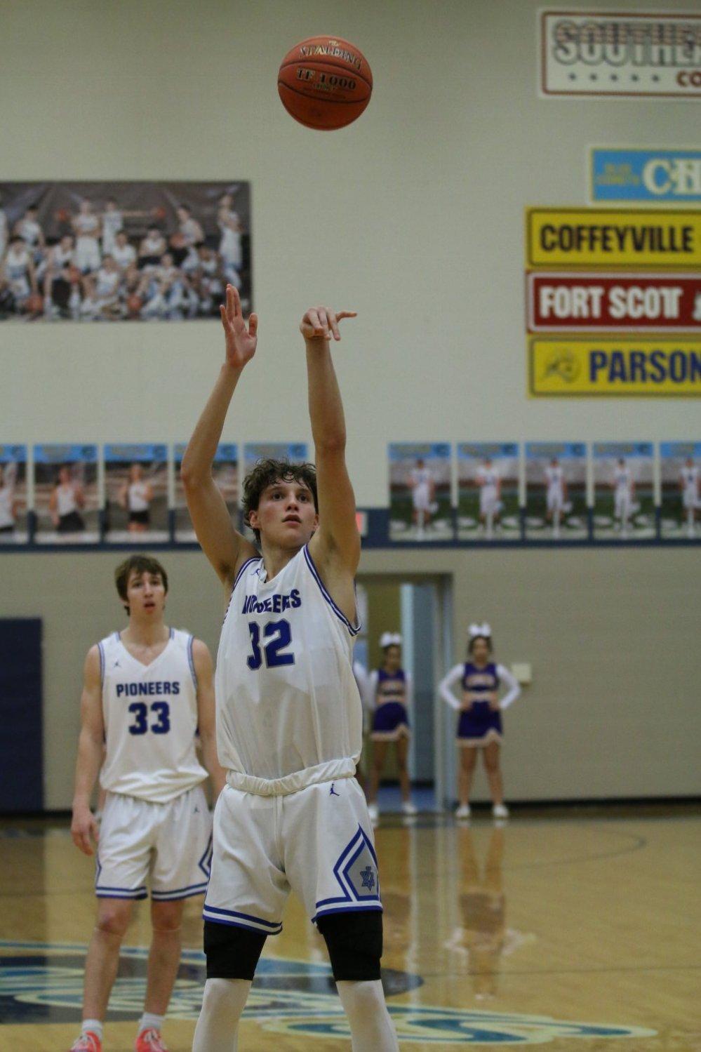Coffeyville vs Leavenworth