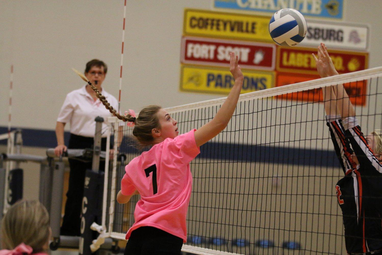 Varsity Volleyball 2