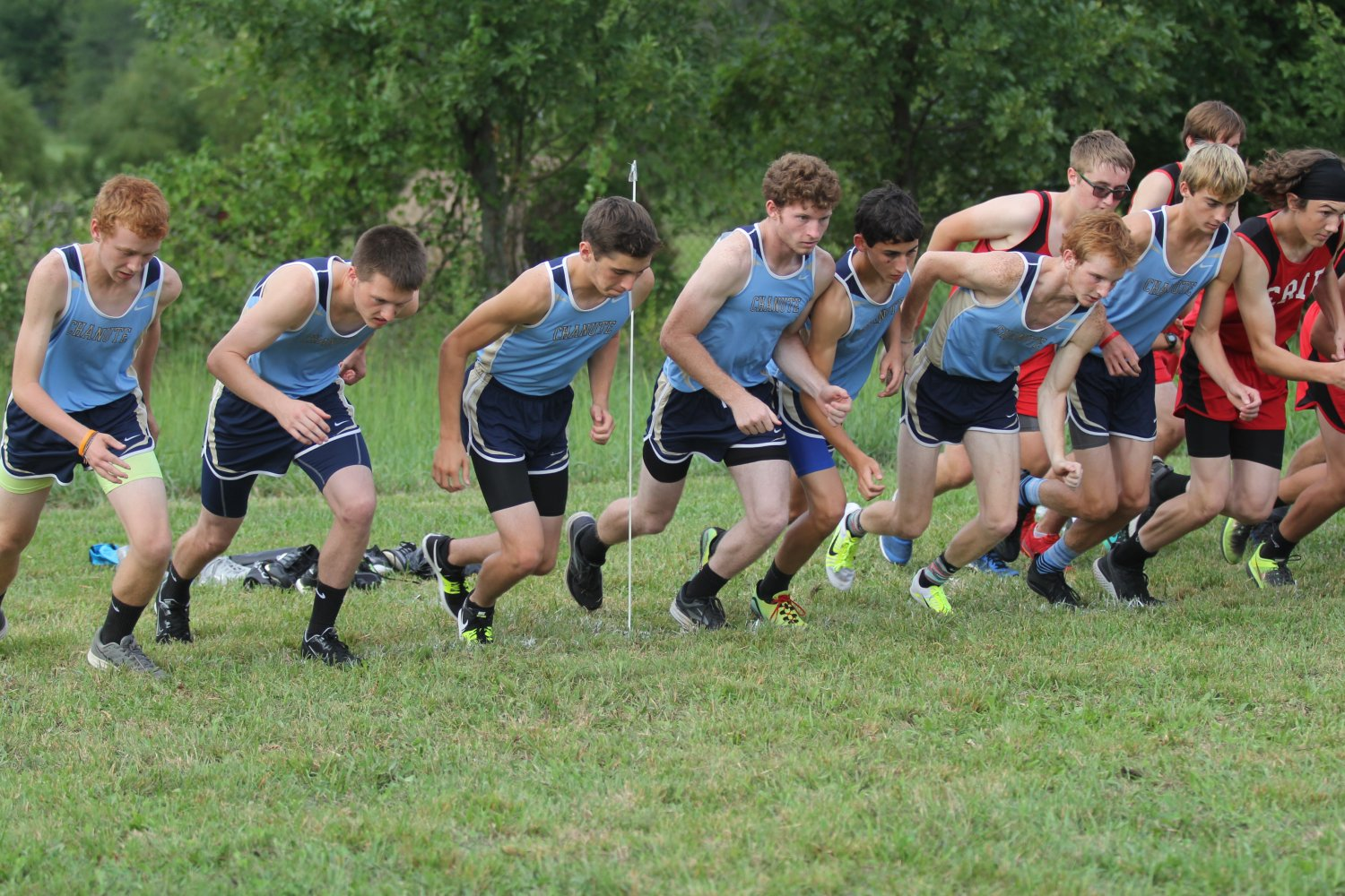Cross Country 3