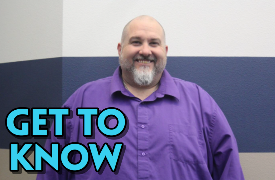 Get to Know: Principal Campbell