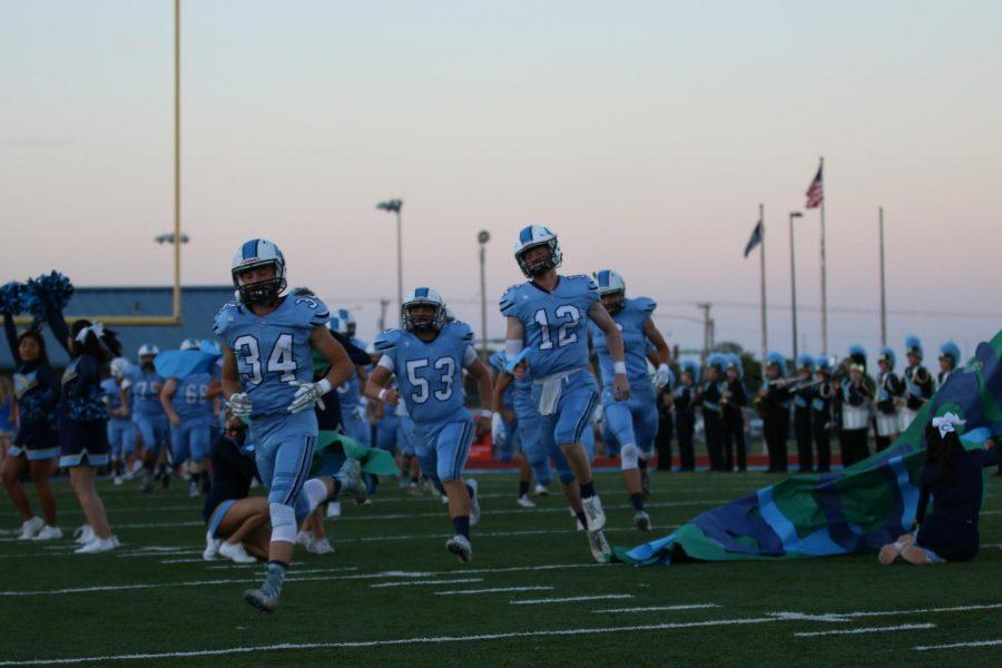 Homecoming Football Game vs Fort Scott