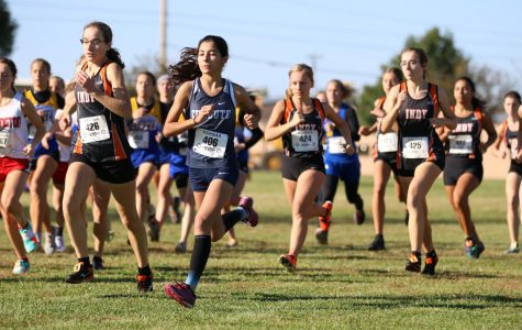 Girls Cross Country Regional's