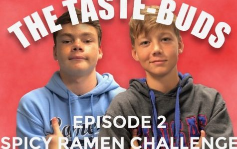 The Taste-Buds attempt the Spicy Ramen Challenge | Episode 2