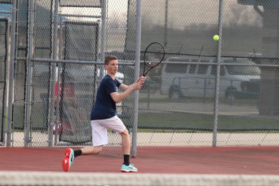 Boys Tennis 4-2-19