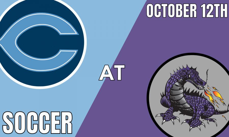 Comet Soccer Sweeps Season Series Against Dragons