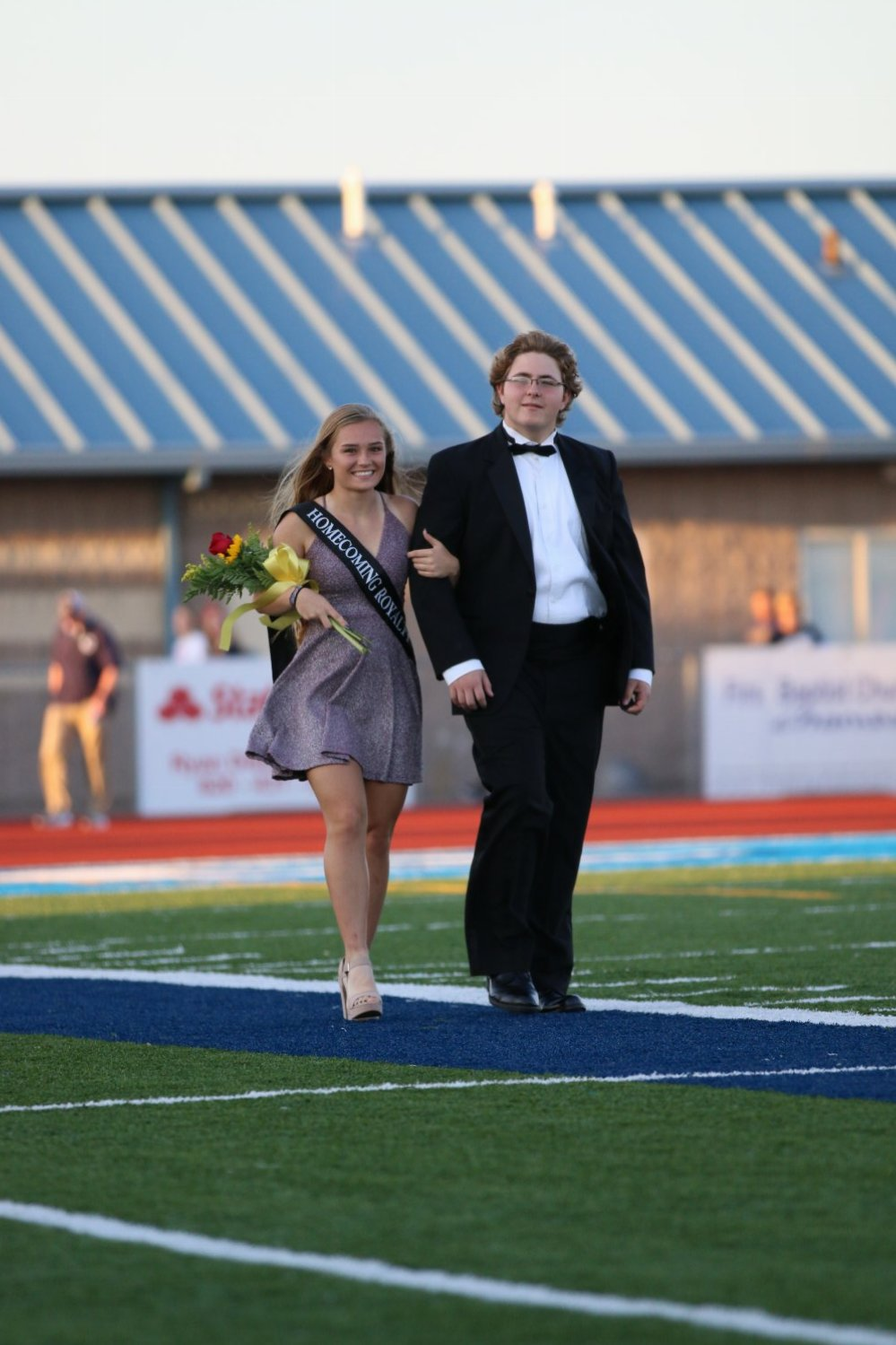 Homecoming Coronation 1