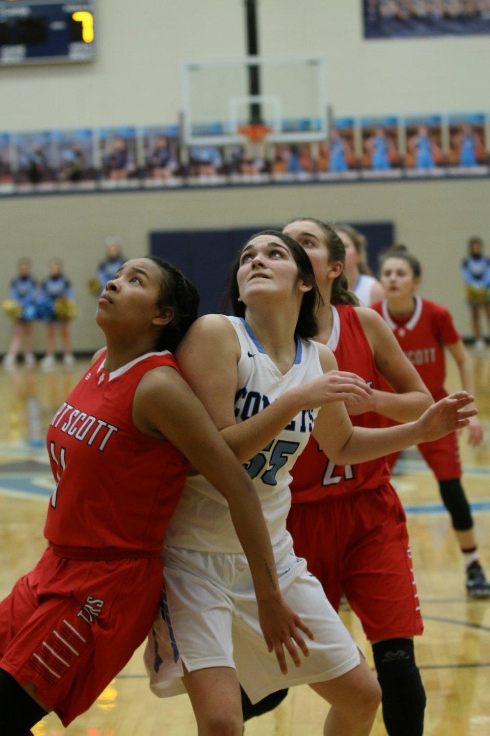 Girls Basketball vs. Fort Scott