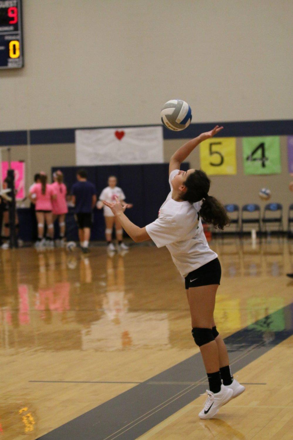 JV Volleyball 1