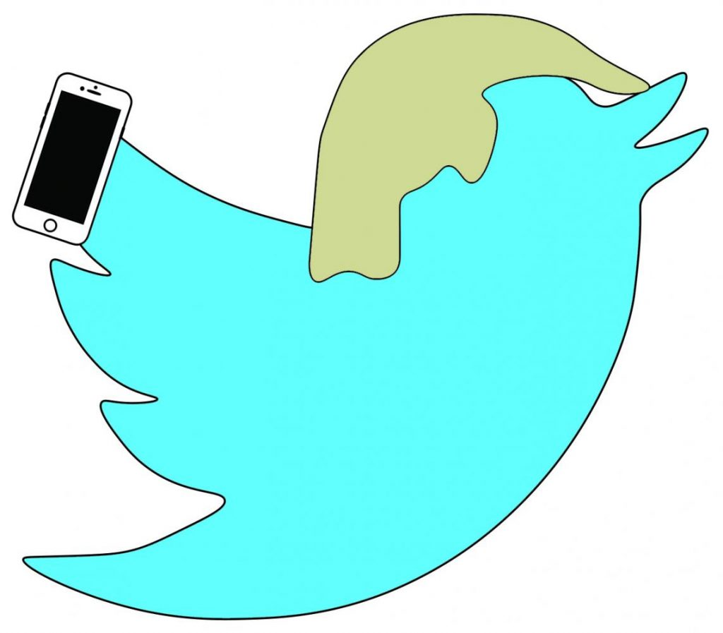Tweeter in-chief