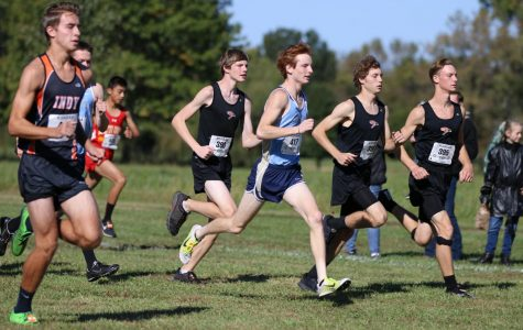Boys Cross Country Regional's