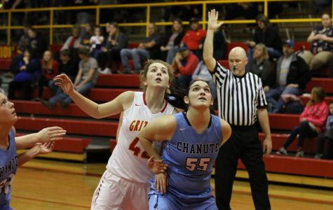 Girls Basketball at Labette County