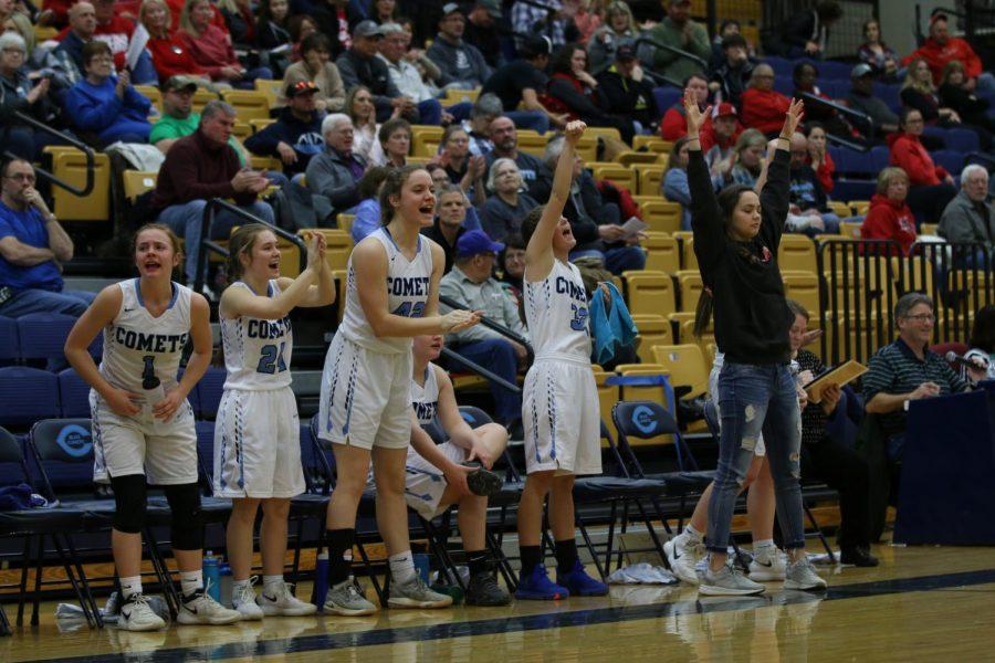 Girls Basketball Vs Fort Scott