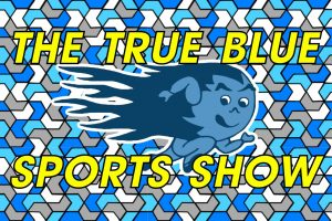 "The True Blue Sports Show – ""Watch Along: Jordan's Final Shot 1998 Finals Game 6 Chicago Bulls @ Utah Jazz"" (S2E43)"