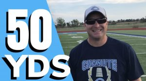 50 Yards With Coach Frazell