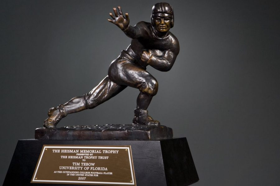 The Heisman Trophy Winner