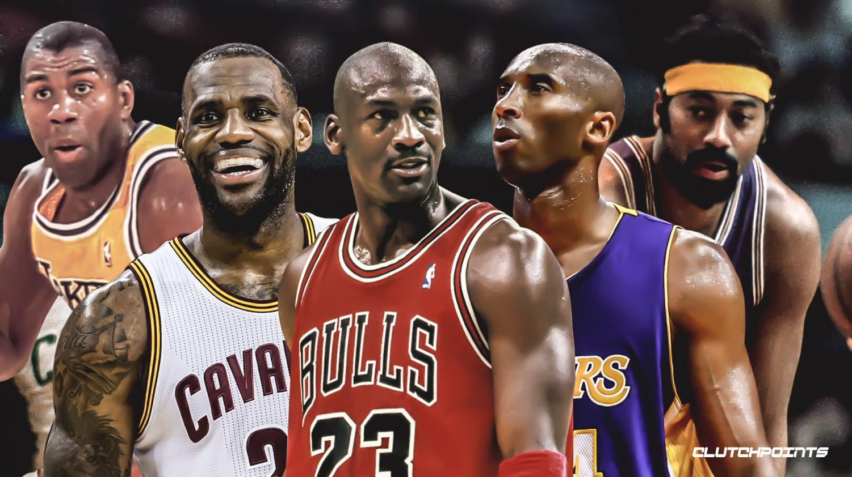 NBA Mount GOATmore