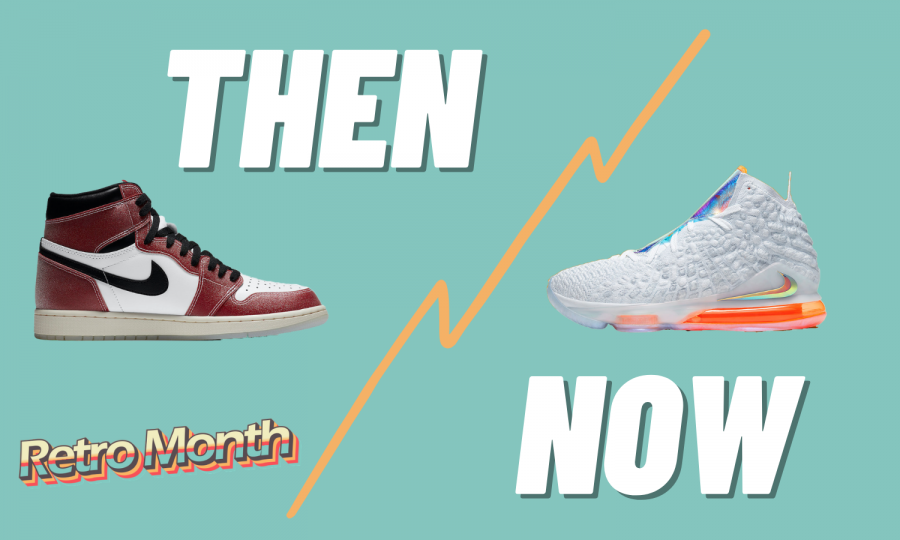 Shoe the Years: The Evolution of Basketball Kicks