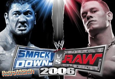 Hidden Gem: WWE SmackDown vs Raw 2006