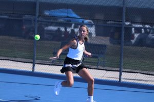 Chanute Blue Comet Girls Varsity Tennis 8.26.2021